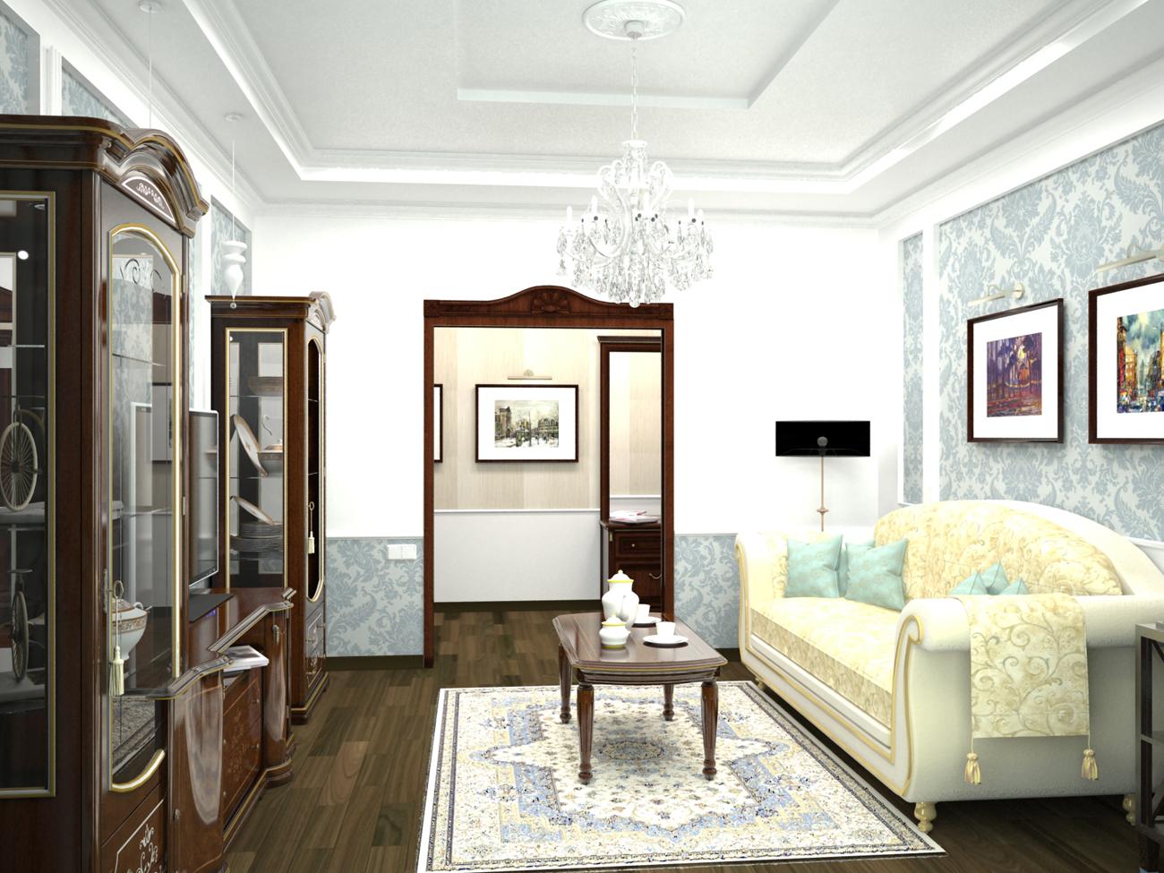 Фото дизайн проект квартиры неоклассика